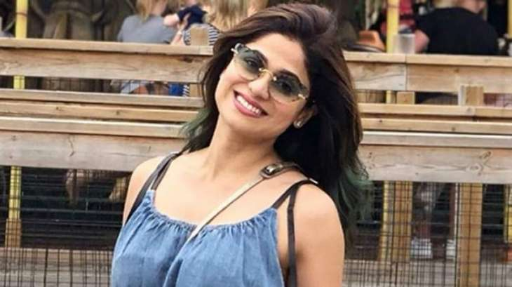 Shamita Shetty enjoys working with bro-in-law Raj Kundra