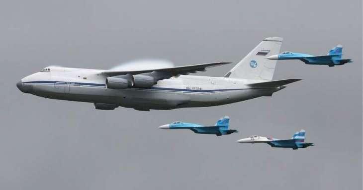 Russia Plans to Equip Ruslan Jet With Domestic Engine - Aviagvigatel Design Bureau