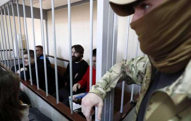 Moscow City Court Approves Arrest Extension for 6 Kerch Strait Sailors