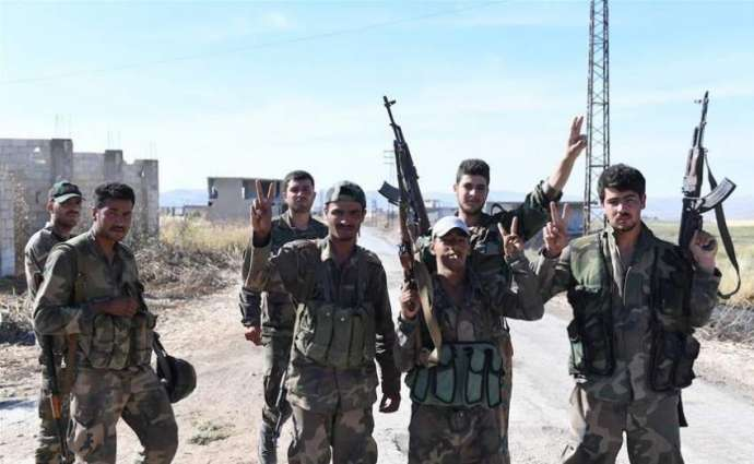 Syrian Army Controls Entire Khan Sheikhoun - Reports