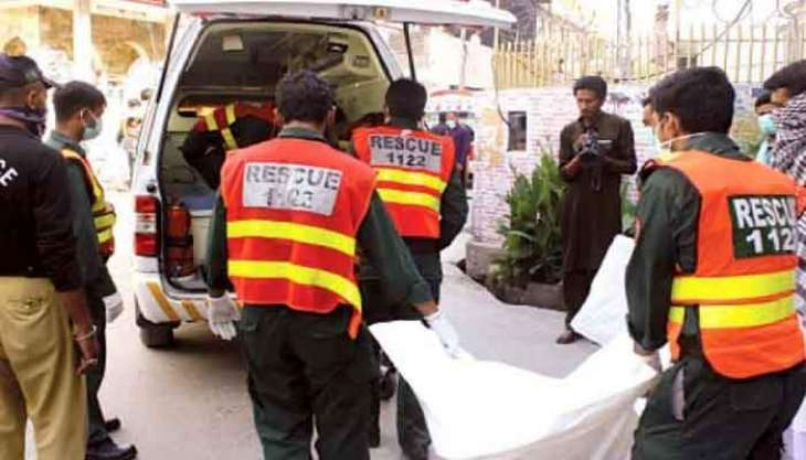 Bodies of couple found in Karachi