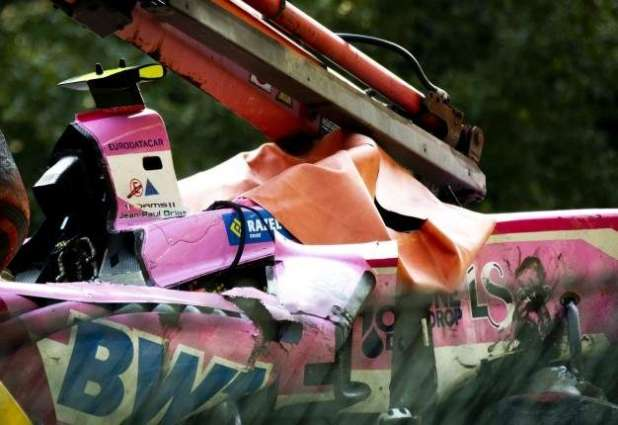 French Formula-2 Driver Antoine Hubert Dies in Race Accident in Belgium - FIA