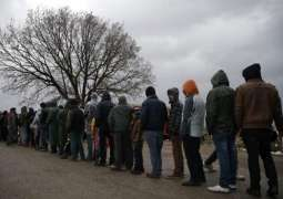 Greek police detain 38 migrants' mostly Pakistani nationals
