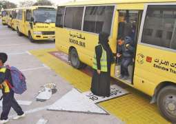 Emirati engineer invents device to improve school bus safety