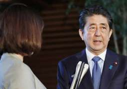 Japanese Prime Minister Shinzo Abe Says Has 'Eaten Pood of Salt Together' With Putin