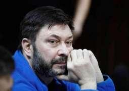 Vyshinsky to Fly Out From Kiev to Moscow in Next Few Minutes - Rossiya Segodnya Head