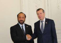 Sharjah Chamber concludes official mission to Russia