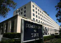 US Diplomat Visits Europe For Arms Control, Space, Chemical Weapons Talks - State Dept.
