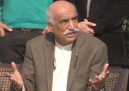 NAB arrested PTI top leader Khursheed Shah