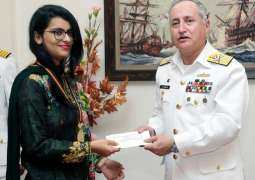 Chief Of The Naval Staff Confers Medals To Outstanding Performers Of PN Educational Institutes