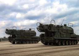 Russian Defense Ministry Plans to Sign Contract for Supplies of Tor-M2 Air Defense Systems