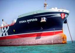 Iran Completes Legal Procedures for Releasing UK-Flagged Tanker Stena Impero - Government