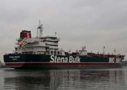 Swedish Foreign Ministry Has No Confirmation on Iran's Release of Stena Impero Tanker