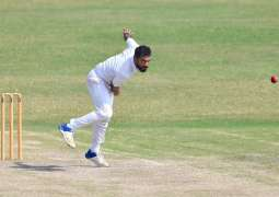 Ashfaq Ahmed hits second century in two matches