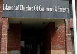 Islamabad Chamber of Commerce & Industry for withdrawing  hike in property tax in federal capital