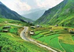 KP government to provide facilities to tourists