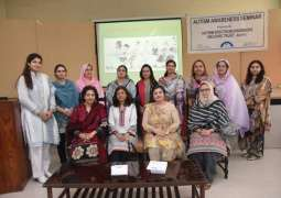 Home Economics University holds autism awareness seminar