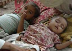 Around a million people die from malaria every year in Pakistan