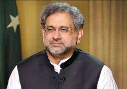All will see how I respond to who throws glass at me: Shahid Khaqan Abbasi