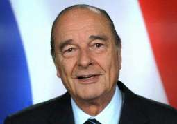 Former French President Jacques Chirac Dies at Age 86