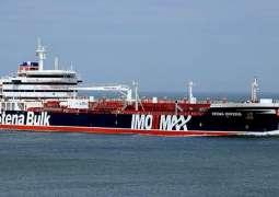 UK Stena Impero Tanker Starts Moving From Iran Toward Int'l Waters - Iran's Maritime Body