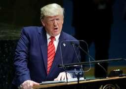 Trump impeachment inquiry: Whistleblower 'is CIA officer'