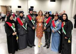 Abu Dhabi Police participate in IAWP Conference in Alaska