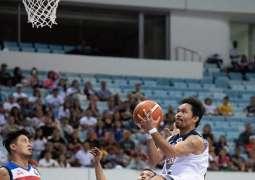 Manny wows 'em, but Dubai All Stars prevail
