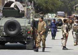 Eight Bombs Go Off Across Nangarhar Province in Eastern Afghanistan on Election Day