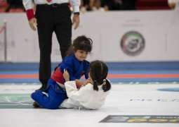 Female athletes flourish on second day of Tolerance Jiu-Jitsu Championship