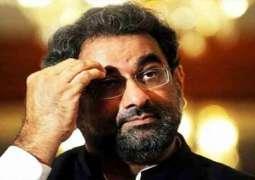 Court allows facilities to Shahid Khaqan in jail