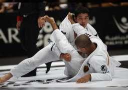 US$225,000 prize money at Abu Dhabi Jiu-Jitsu Grand Slam in Rio de Janeiro