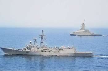 Pakistan Navy Ship Alamgir Visitsport Salalah, Oman As Part Of Regional Maritime Security Patrol (RMSP)