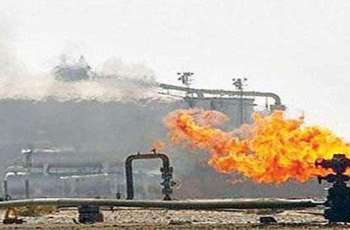 Oil and gas recovered from Kohat