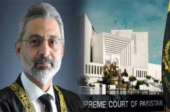 Supreme Court bench hearing petitions against Qazi Faez Isa dissolved