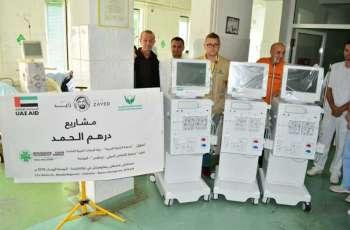 """""""درهم الحمد"""" تسهم في تنفيذ 6 آلاف مشروع خيري داخل الدولة وخارجها"""