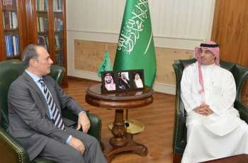 رئيس هيئة حقوق الإنسان يستقبل سفيري إيطاليا ولبنان