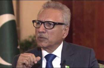 Government is striving for business friendly atmophere : President Alvi