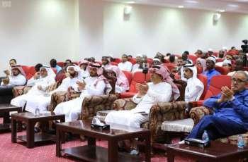 شعراء يتغنون بالوطن في أصبوحة كلية اللغة العربية بالجامعة الإسلامية بالمدينة المنورة
