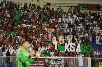 تعادل ضمك والشباب في دوري كأس الأمير محمد بن سلمان لكرة القدم
