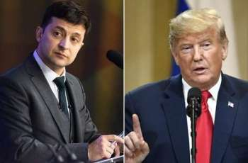 Zelenskyy, Trump to Meet on September 25 - Ukrainian President's Office