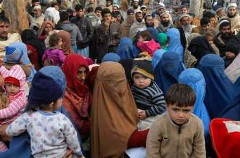 Government issues immigrant cards to 8, 24,000 Afghan refugees