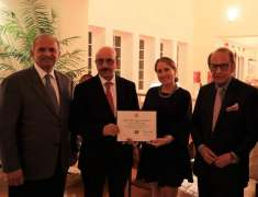Special Congressional Recognition of AJK President Masood Khan