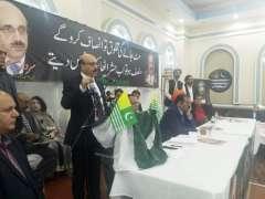 India bent upon to pushing the region towards disaster, Masood Khan