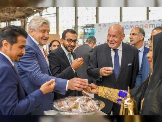 Putin's Special Representative inaugurates Sharjah pavilion at Moscow International Book Fair 2019