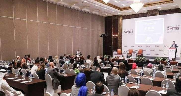 3rd Emirates Derma starts in Abu Dhabi
