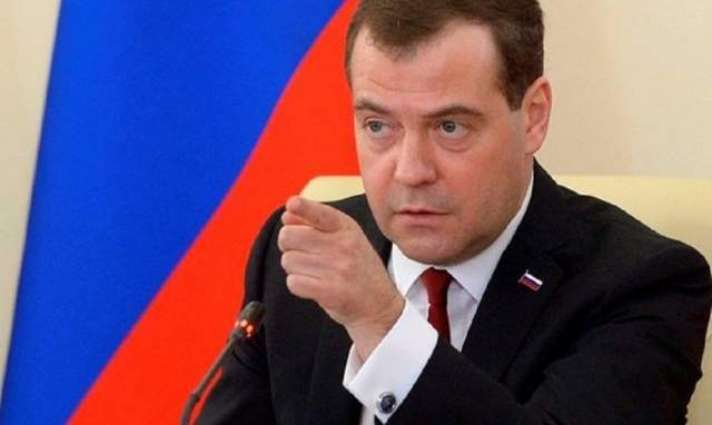 Russia's Climate for Foreign Investment Poisoned, Including by Sanctions - Prime Minister Dmitry Medvedev