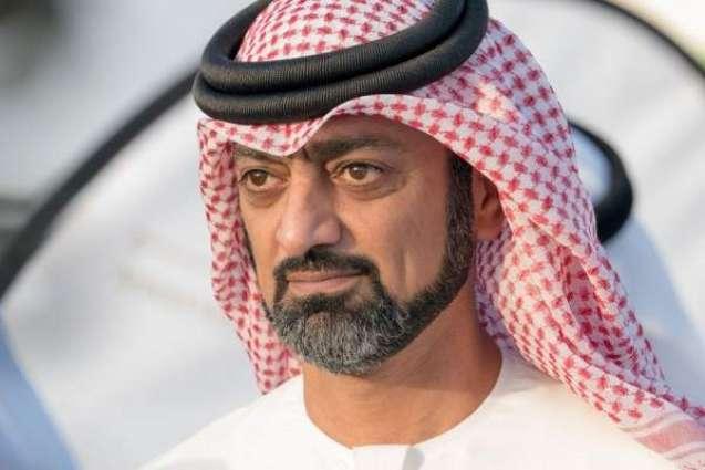 Ajman Crown Prince receives South Korea's Consul-General