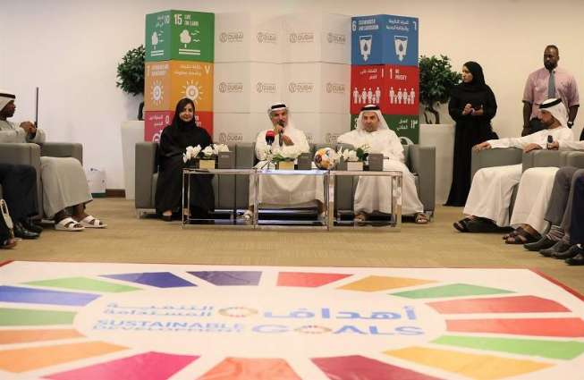 Dubai Sports Council hosts workshop for school children in collaboration with Ministry of Education and UAE SDG