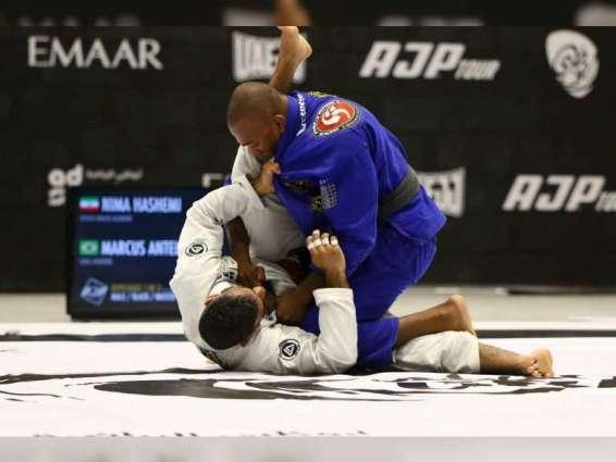Emirati jiu-jitsu competitors raise total haul of medals in Los Angeles to 51